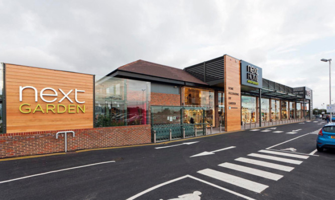 How the planned Next Home and Garden store at Kingway West could look if given permission.