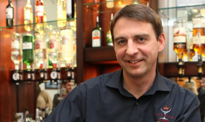 Patrick Rohde, director of Aitken Wines.