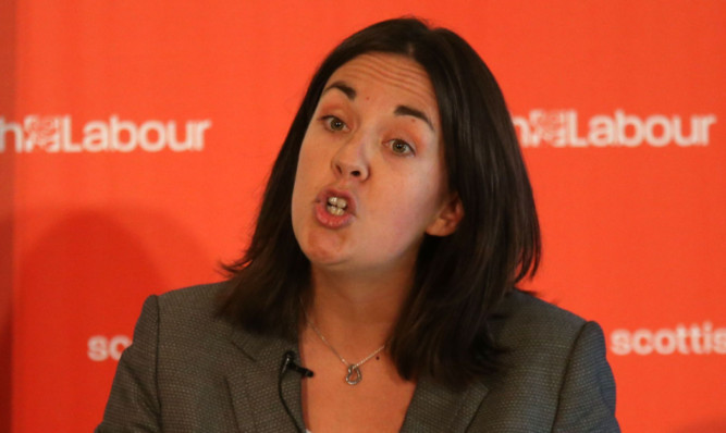 Scottish Labours deputy leader Kezia Dugdale. By all accounts she is not to be underestimated.