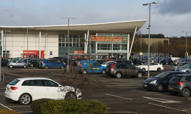 Disqualified driver caught behind wheel by supermarket CCTV