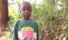 The charity is hoping someone in Dundee will step forward to sponsor Irenge.