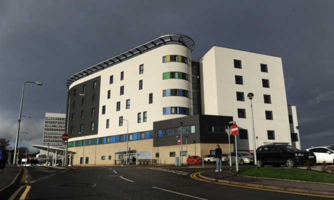 around 200 people are clogging up the A&E system at the Victoria Hospital every month.