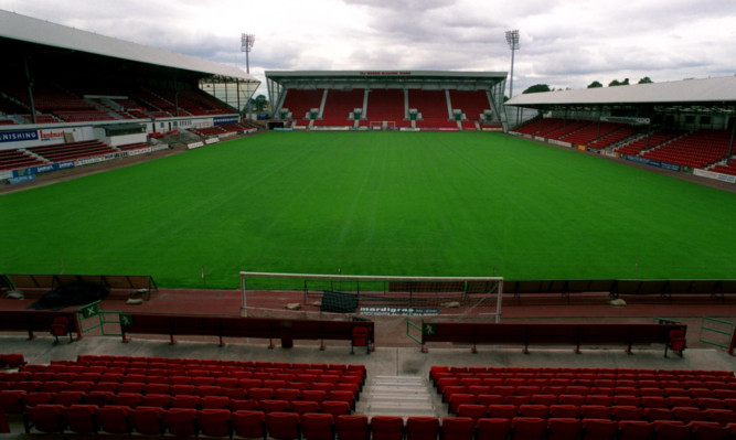 Dunfermline Athletic are due HMRC a six-figure sum.