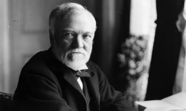 the career of andrew carnegie a businessman