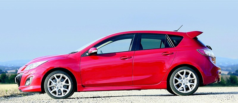 Review: Mazda 3 MPS - The Courier