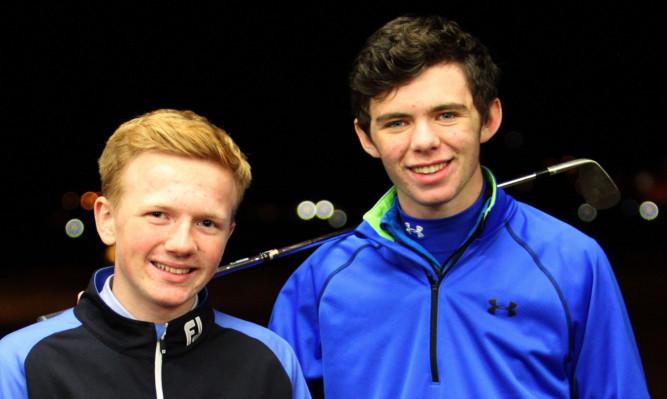 Keith Bowman and Conor MacCallum.