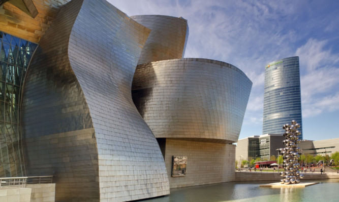 Bilbao's Guggenheim Museum is held up as one of the best examples of how new buildings can transform a city's fortunes.