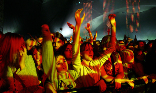 A bid to bring the Radio 1 Big Weekend back to Dundee  after its success in 2006, above  has sadly been in vain.