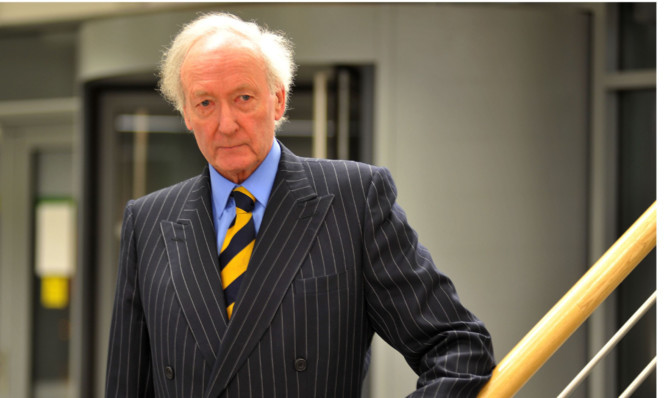 Oil baron Algy Cluff aims to revolutionise energy supply.