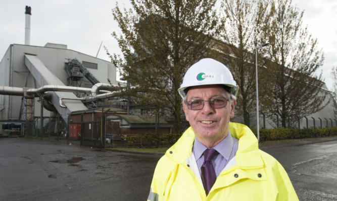 DERL managing director Rodger McMullan said the major boiler upgrade has been very successful.