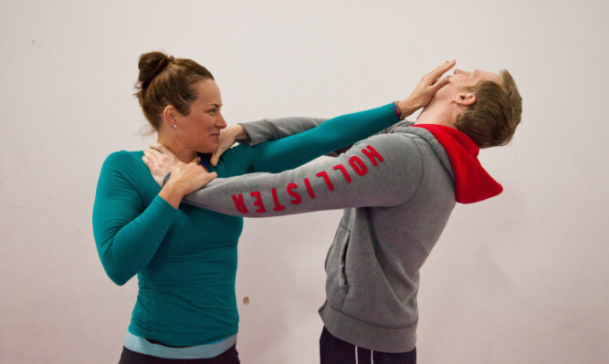 Women-only self defence classes to be launched in Fife - The Courier