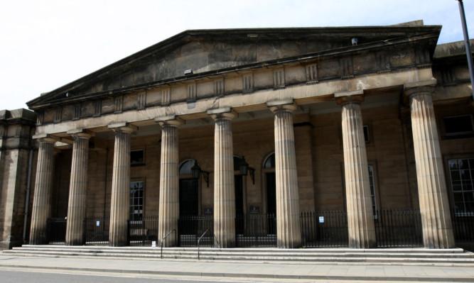 Daniel Carmichael was fined at Perth Sheriff Court.