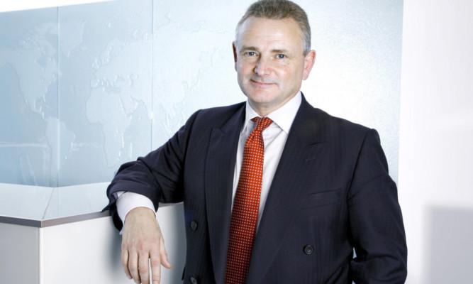 Former Aviva group chief executive Andrew Moss