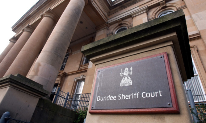 Reilly was sentenced to 8 months in prison at Dundee Sheriff Court.