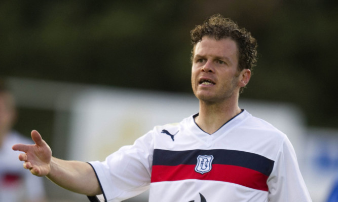 Dundee defender  Matt Lockwood says the new manager has instilled a will to win.
