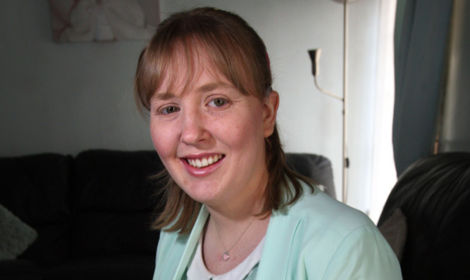 Lisa Halley was born deaf and is now losing her sight.