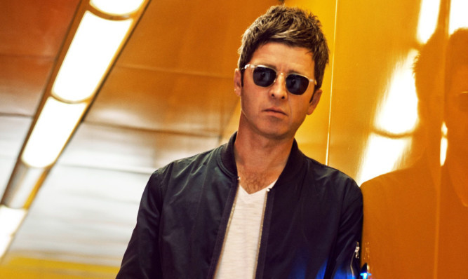 Noel Gallagher will complete the trio of T in the Park venues.