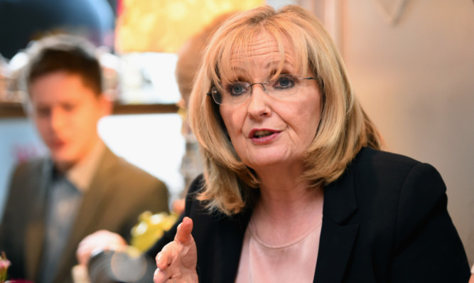 Shadow Scottish Secretary Margaret Curran.