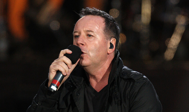 Jim Kerr is one of the stars to give his backing to the festival's move to Strathallan.