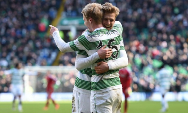 The former Dundee United pair have impressed since moving to Celtic.