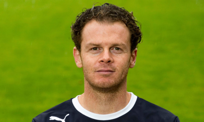 Dundee's Matt Lockwood.