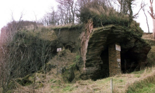 Kirkcaldy MSP David Torrance and members of Save the Wemyss Ancient Caves Society are convinced that the Wemyss caves can be saved.