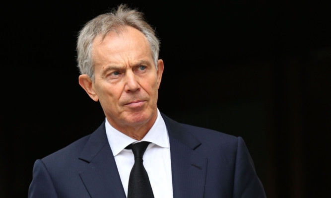 Tony Blair offered £1000 to help Labour fight the Dundee East seat.