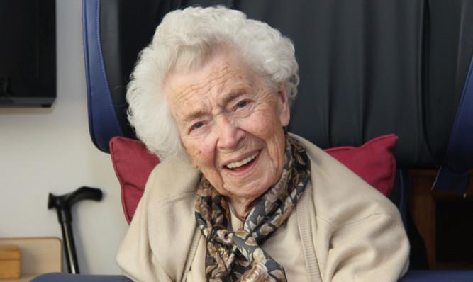 Janet Robertson.