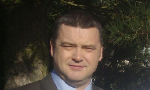 Micronas managing director Derek Hampson