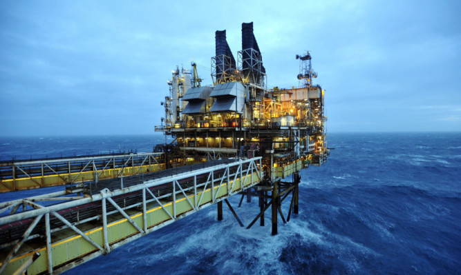 The package is estimated to be worth £1.3 billion to the oil and gas industry.