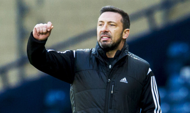 Derek McInnes was puzzled by fixture change.