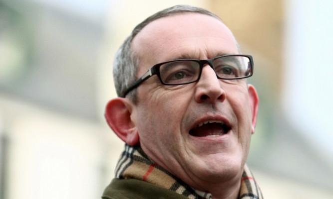 SNP depute leader Stewart Hosie.