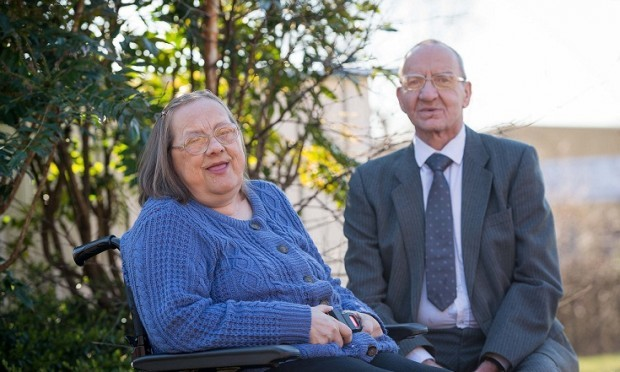 MARY and John are the top ranking names for elderly care home residents, according to a new study.  Bupa home services reviewed names of residents at their 27 care homes in Scotland.  The results show how trends have changed over the years, with only one - James - also featured among last year's most popular baby names.  Residents at BUPA's Haydale Care Home in Glasgow, Mary Dean, 58 and John Conroy, 67 were pleased to hear their names toppped the poll.   (c) Wullie Marr/DEADLINE NEWS  For pic details, contact Wullie Marr........... 07989359845