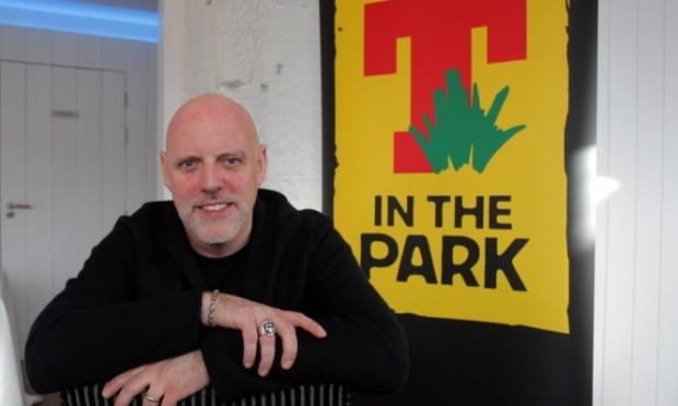 T in the Park director Geoff Ellis.