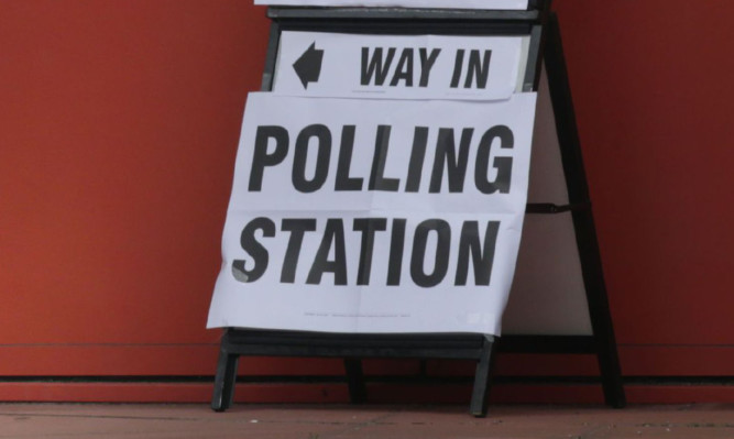Scotland goes to the polls on May 8.