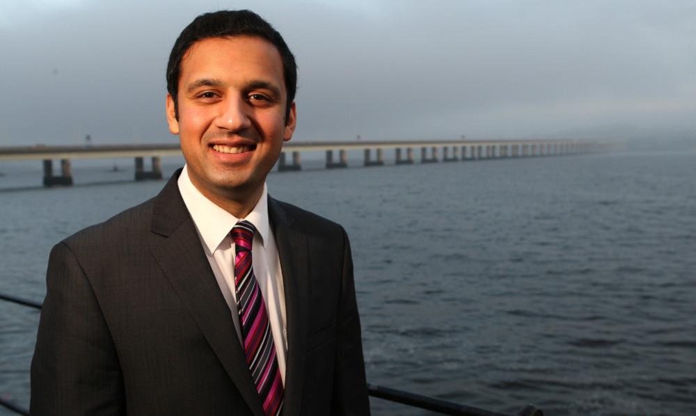 Scottish Labour deputy leader Anas Sarwar.