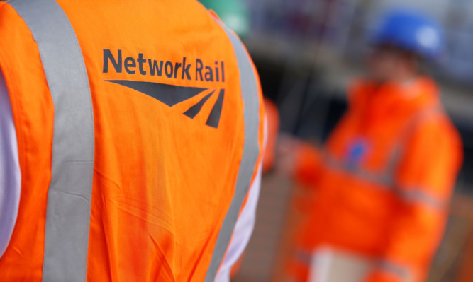 Network Rail chiefs let the plane take the strain because