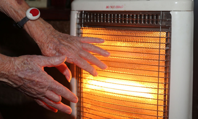 Over 20,000 people applied for help to pay for basic needs such as heating.