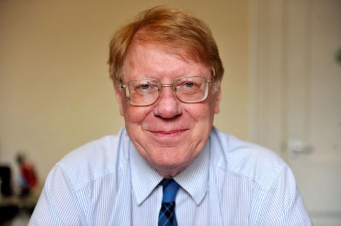 Economist Tony Mackay.