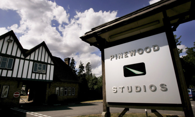 Dundee could soon get its own studio like Pinewood, where the James Bond and Alien movies have been filmed.