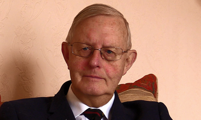 Gordon Wilson was leader of the SNP from 1979 to 1990.