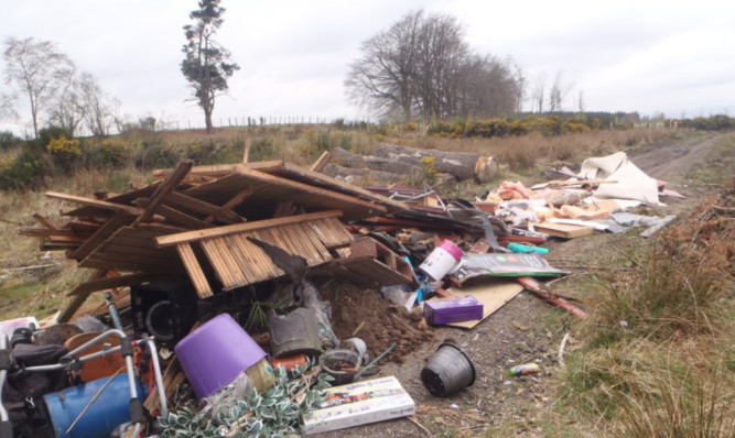 Some fear fly-tipping would soar if the council closed recycling centres.