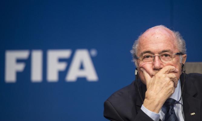 """Alex Salmond says talk of a boycott won't worry """"great survivor"""" Sepp Blatter"""
