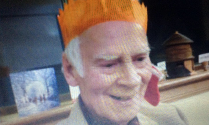 John Symington was last seen getting off a coach at the Breezy Knees Nurseries in Warthill.