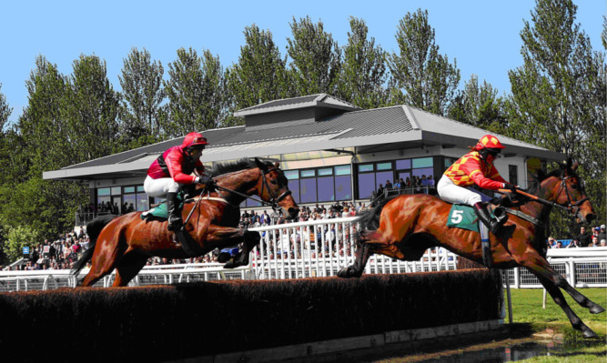 Racecourse general manager Sam Morshead said the event is a big day out for Scottish racing.