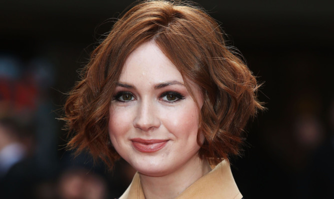 Karen Gillan will be part of the judging panel.