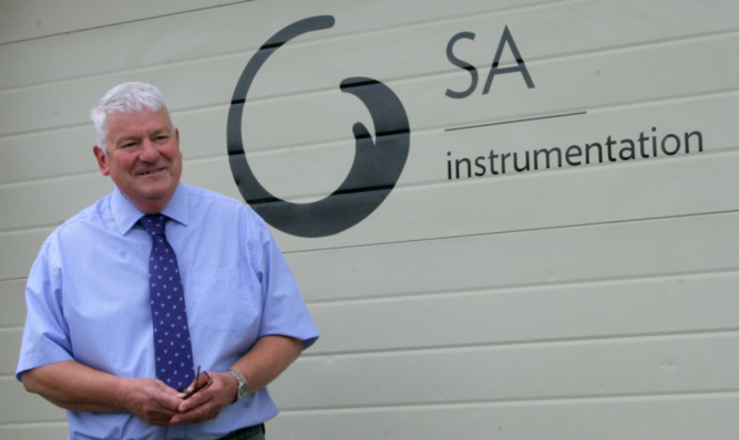 Richard Baggaley, operations manager with the Decimus unit at SA.