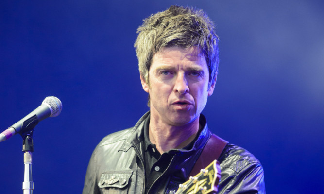 Noel Gallagher will close the festival on Sunday night.