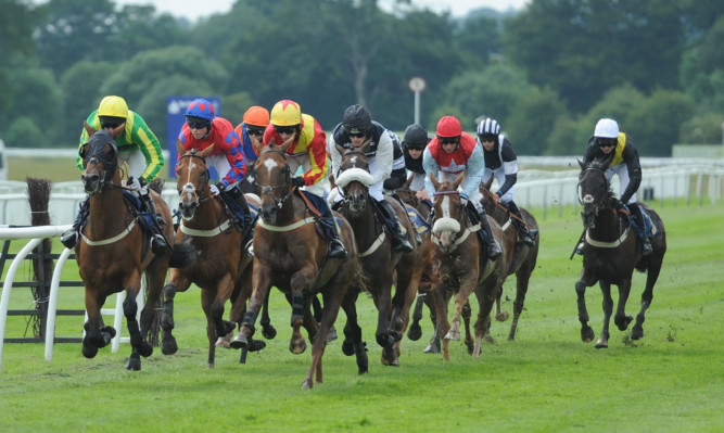 Perth Racecourse's Tuesday meeting has been abandoned.