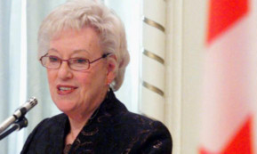 Canadian politician Flora MacDonald has died aged 89.